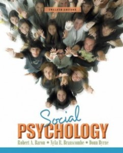 Test bank for Social Psychology 12th Edition by Baron