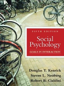 Test bank for Social Psychology 5th Edition by Kenrick