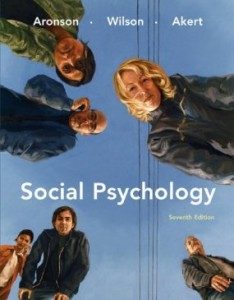 Test bank for Social Psychology 7th Edition by Aronson