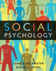 Test bank for Social Psychology 7th Edition by DeLamater