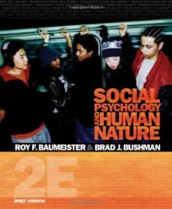 Test bank for Social Psychology and Human Nature 2nd Edition by Baumeister