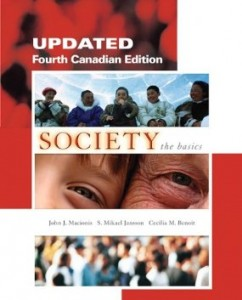 Test bank for Society The Basics Updated 4th Canadian Edition by Macionis