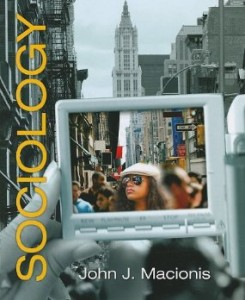 Test bank for Sociology 13th Edition by Macionis