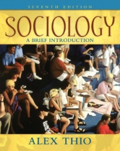 Test bank for Sociology A Brief Introduction 7th Edition by Thio