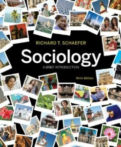 Test bank for Sociology A Brief Introduction 9th Edition by Schaefer