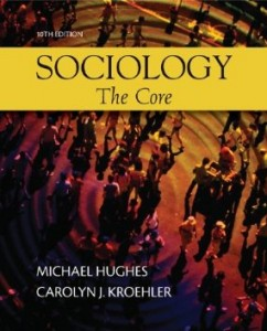 Test bank for Sociology The Core 10th Edition by Hughes