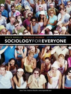 Test bank for Sociology for Everyone 1st Canadian Edition by Ravelli