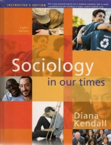 Test bank for Sociology in Our Times 8th Edition by Kendall