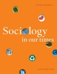 Test bank for Sociology in Our Times 9th Edition by Kendall