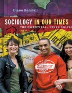 Test bank for Sociology in Our Times The Essentials 9th Edition by Kendall