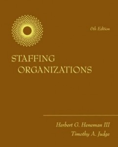 Test bank for Staffing Organizations 6th Edition by Heneman