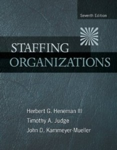 Test bank for Staffing Organizations 7th Edition by Heneman