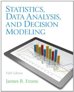 Test bank for Statistics Data Analysis and Decision Modeling 5th Edition by Evans