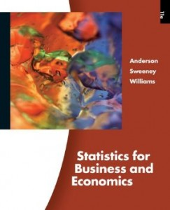 Test bank for Statistics for Business and Economics 11th Edition by Anderson