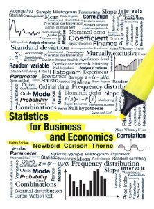 Test bank for Statistics for Business and Economics 8th Edition by Newbold