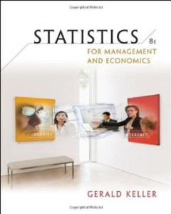 Test bank for Statistics for Management and Economics 8th Edition by Keller