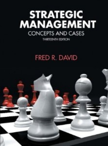 Test bank for Strategic Management 13th Edition by David
