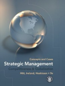 Test bank for Strategic Management Concepts and Cases Competitiveness and Globalization 9th Edition by Hitt