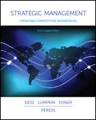 Test bank for Strategic Management Creating Competitive Advantages 3rd Canadian Edition by Dess