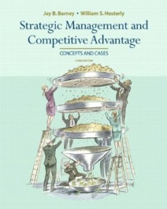 Test bank for Strategic Management and Competitive Advantage 3rd Edition by Barney