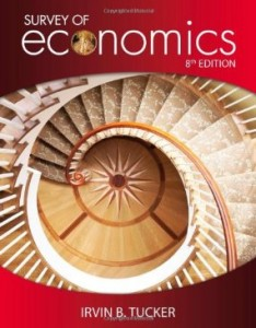 Test bank for Survey of Economics 8th Edition by Tucker