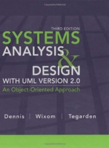 Test bank for Systems Analysis and Design 3rd Edition by Dennis