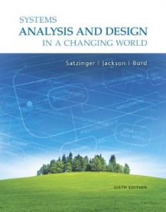 Test bank for Systems Analysis and Design in a Changing World 6th Edition by Satzinger