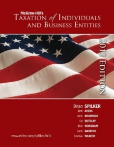 Test bank for Taxation of Individuals and Business Entities 2011 2nd Edition by Spilker