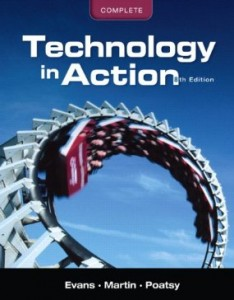 Test bank for Technology In Action 8th Edition by Evans