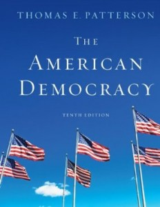 Test bank for The American Democracy 10th Edition by Patterson