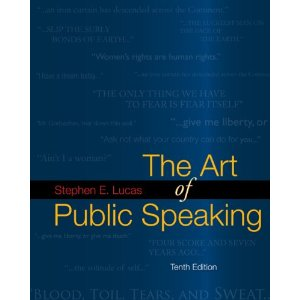 Test bank for The Art of Public Speaking 10th Lewis