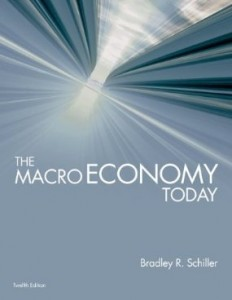 Test bank for The Macro Economy Today 12th Edition by Schiller