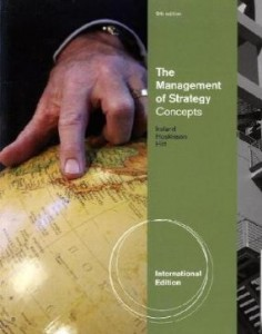 Test bank for The Management of Strategy 9th International Edition by Ireland