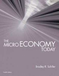 Test bank for The Micro Economy Today 12th Edition by Schiller