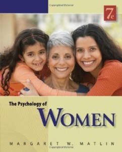 Test bank for The Psychology of Women 7th Edition by Matlin