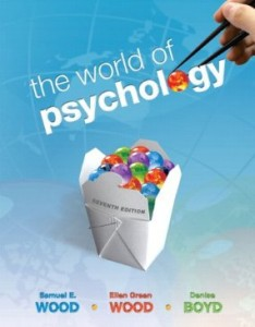 Test bank for The World of Psychology 7th Edition by Wood