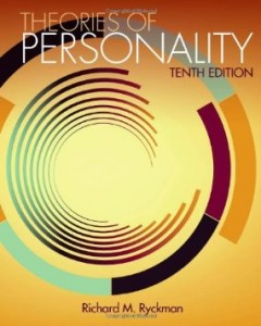 Test bank for Theories of Personality 10th Edition by Ryckman