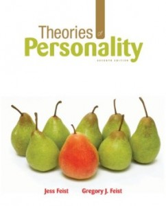 Test bank for Theories of Personality 7th Edition by Feist
