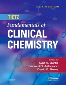 Test bank for Tietz Fundamentals of Clinical Chemistry 6th Edition by Burtis