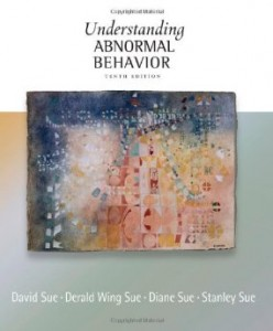 Test bank for Understanding Abnormal Behavior 10th Edition by Sue
