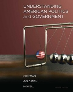 Test bank for Understanding American Politics and Government 2nd Edition by Coleman