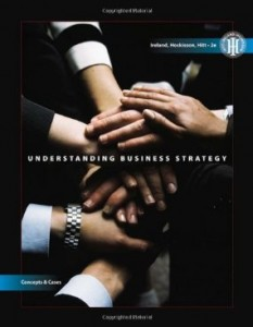 Test bank for Understanding Business Strategy Concepts and Cases 2nd Edition by Ireland