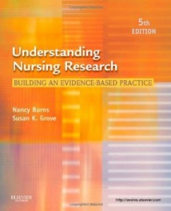 Test bank for Understanding Nursing Research 5th Edition by Burns