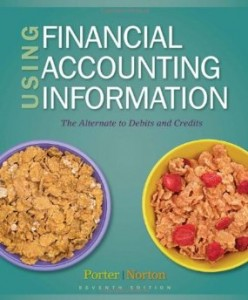 Test bank for Using Financial Accounting Information The Alternative to Debits and Credits 7th Edition by Porter