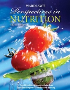Test bank for Wardlaws Perspectives in Nutrition 8th Edition by Byrd-Bredbenner