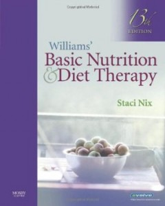 Test bank for Williams Basic Nutrition and Diet Therapy 13th Edition by Nix