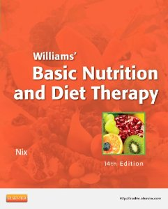 Test bank for Williams Basic Nutrition and Diet Therapy 14th Edition by Nix