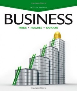 Testbank for Business 12th Edition by Pride