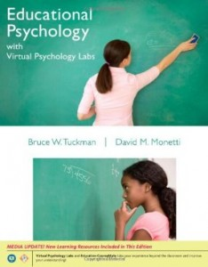 Testbank for Educational Psychology 1st Edition by Tuckman